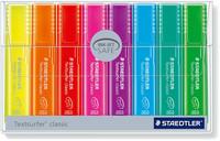 Staedtler Textsurfer Rainbow korostuskynä viisto 1-5mm värilaj.
