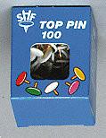 Painonasta SHF valkoinen 100 kpl/rasia