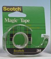 Asiakirjateippi Scotch 8 19mmx7.5m+katkaisijalla