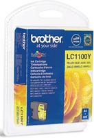 Brother LC1100Y keltainen väripatruuna