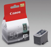 Canon PG-50 Mustesuihkupatruuna musta