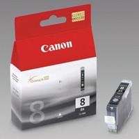 Canon CLI-8BK Mustesuihkupatruuna musta