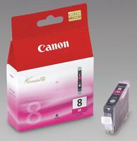 Canon CLI-8M Mustesuihkupatruuna magenta