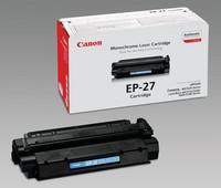 Canon EP-27 Laservärikasetti musta