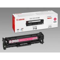 Canon 718M Laservärikasetti magenta