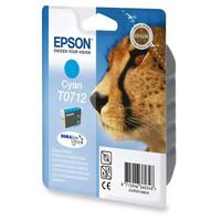 Epson T0712 Mustesuihkupatruuna sininen cyan