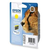 Epson T0714 Mustesuihkupatruuna keltainen