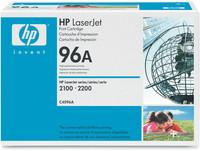 HP C4096a musta värikasetti LJ 2100