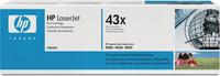 HP 43X C8543X Laservärikasetti musta