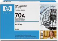 HP Q7570A musta
