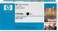 HP 645A C9730A Laservärikasetti musta