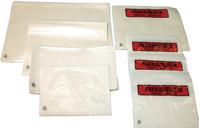 Lähetyslistapussi C4 kirkas ilman painatusta 500kpl/ltk