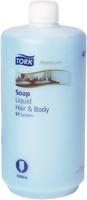 Tork 420601 Premium suihkusaippua S1 1 ltk= 6 litraa