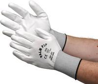 Nylonsormikas XL Palm-Fit valkoinen
