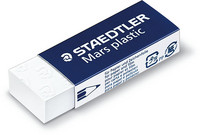 Pyyhemuovi Staedtler Mars plastic 526-50 20 kpl/rasia