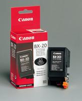 Canon BX-20 Faxvärikasetti musta