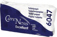 Wc paperi Care Ness 3-kertainen valkoinen 72/säkKI