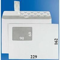 Kirjekuori STC5RH 6090 valkoinen 1000/ltk