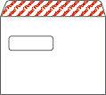 Kirjekuori ST E5RH 30x90 valkoinen 1000/ltk