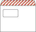 Kirjekuori ST E5RH valkoinen isoikkuna 1000/ltk