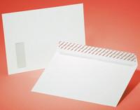 Kirjekuori ST E4AH valkoinen 95x35 ikkuna 500/ltk