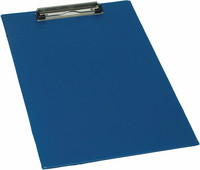 Keräilyalusta A4 sininen PVC