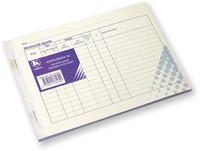 Ajopäiväkirja 190 A5L 2x40 sivua jäljentävä