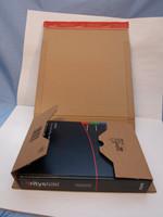 Postituspakkaus A4 302x215x-80 ruskea