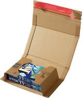 Postituspakkaus C4 325x250x-80 ruskea