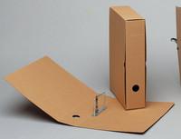 Arkistokansio A4 piikkimekanismi + kotelo 25kpl