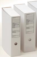 Arkistolaatikko A4 9cm etikettipainatus