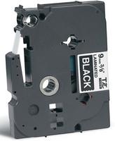 Brother teippi TZ-325 9mmx8m valkoinen/musta