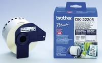 Rullatarra DK22205 62mm x 30,5 m