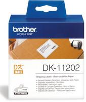 Brother DK11202 maxi-tarra 62x100mm