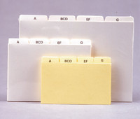 Kortistokortti nro1 75x125mm, 1 kpl=100 korttia
