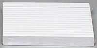 Kortistokortti nro2 A6 105x148mm, 1 kpl=100 korttia