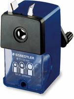 Pöytään kiinnitettävä Kynänteroituskone Staedtler 501 sininen