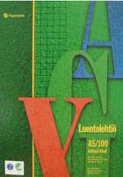 Luentolehtiö A5/100 ruudutettu 7x7mm, 1 kpl=5 lehtiötä