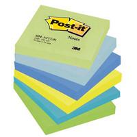 Post-it 654-MTDR Dreamy viestilaput 76 x 76mm, myyntierä 1 pkt (6 nidettä)