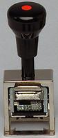 Päiväysleimasin Reiner d 28 metalli