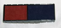 Leimasintyyny Colop E/12/2 sininen/punainen