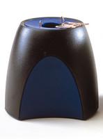 Liitinrasia Delta 1752/34 musta/sininen