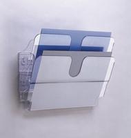 Seinätelineet Flexiplus A4 vaaka 2kpl/pkt