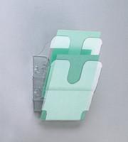 Seinäteline Flexiplus A5 pysty 2/kappaletta