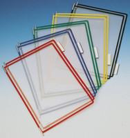 Tarifold tasku A4 114001 sininen