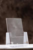 Pöytäteline C160 A5 kirkas
