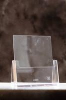 Pöytäteline C230 A4 1-osainen kirkas
