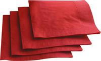 Lautasliina 24x24 cm punainen 300/paketti