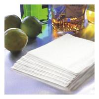Lautasliina 33x33cm valkoinen 125/paketti