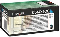 Lexmark C540H1CG sininen laserkasetti